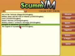 ScummVM version 1.5.0