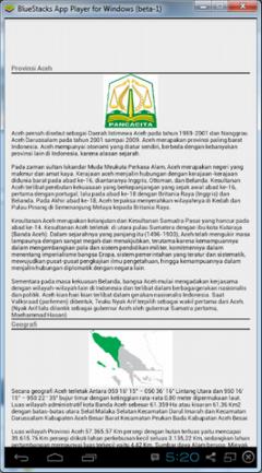 Sejarah 34 Provinsi Indonesia