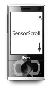 SensorScroll