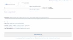 sequere.eu - Social networks - Firefox Addon