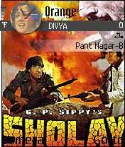 Sholay By Divya