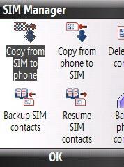 SIM Manager