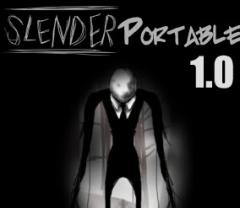 PSP Homebrew: Slender Portable 1.0