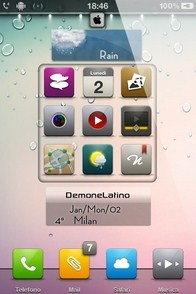 iCany iPhone Homescreen