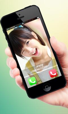 Smart Full Screen Call Image