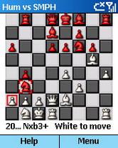Valentin Iliescu Chess Smartphone