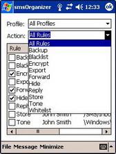 smsOrganizer (WM5/WM6)