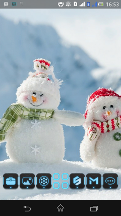 Snowman Christmas Wallpapers FREE