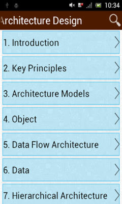 Software Architecture Design