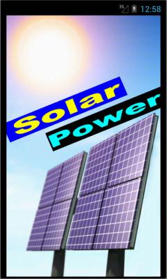 Solar Power Uses