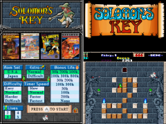 Solomon's Key DS