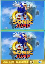 Sonic Jump Games