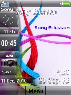 Sony Ericsson Slide