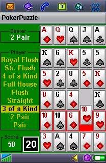 PokerPuzzle for P800/P900/P910