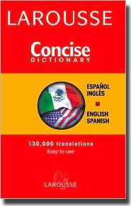 HNHSoft Larousse English Spanish Dictionary