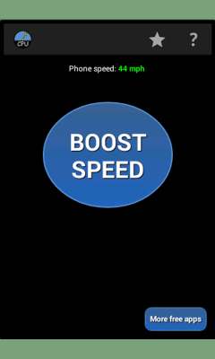 Speed Booster - faster phone