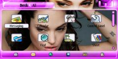 Only U, Jolie! (nokia 7710 theme)