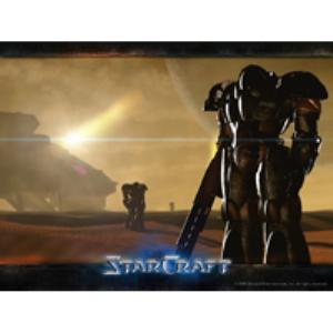 StarCraft Sound Board