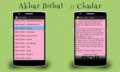 Story Book Akbar and Birbal