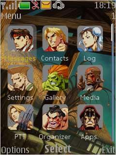 Street Fighter Nice