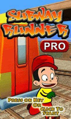Subway Runner Pro