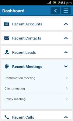 SuiteMob: SuiteCRM for Mobile