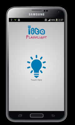 Super Bright Tiny Flashlight