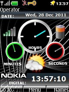 Super Nokia Clocks 2