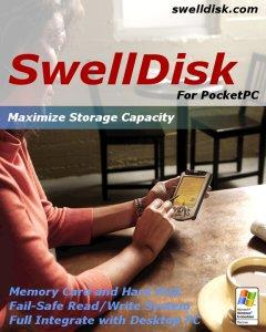 SwellDisk - Maximize Storage Capacity