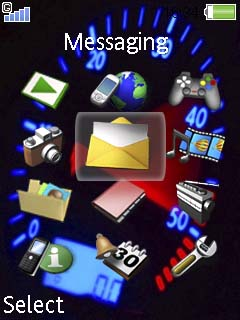 theme sony ericsson w910i zedge