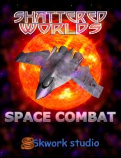 Shattered Worlds: Space Combat for Pocket PC