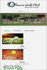Tennis Golf Club