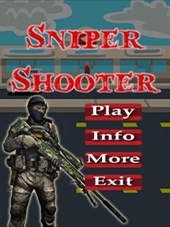 Terrorist Sniper Shooter