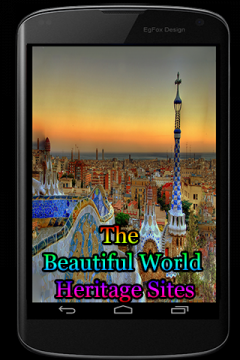 The Beautiful World Heritage Sites
