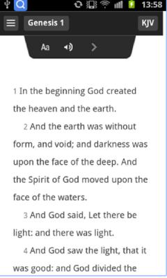 The KJV Bible