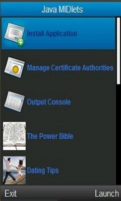 The Power Bible/ Religious Bible