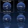 World Clock - Bulbera