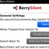 BerrySilent - Ultimate Ringer Switch - VOTED BEST APP DEVELOPER 2010