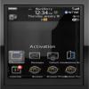 9500 Magic Storm Blackberry theme