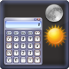 Moon and Sun Calculator