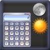 Moon and Sun Calculator