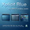 Xplicit Blue Edition theme by BB-Freaks