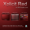 Xplicit Red Edition theme by BB-Freaks