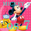 Mickey Mouse OS 7 for 9380 device