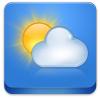 Weather Plus Pro - Push Weather n Keep Original Wallpaper