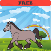Coloring Book: Horses! FREE