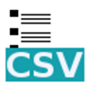 Contacts to CSV