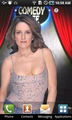 Tina Fey Live Wallpaper