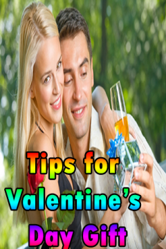 Tips for Valentines day Gift