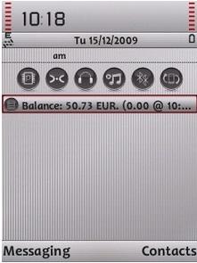 Touch Balance